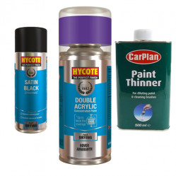 Category image for Paints & Thinners